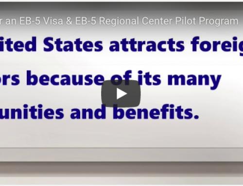 How to Apply for an EB-5 Visa & EB-5 Regional Center Pilot Program