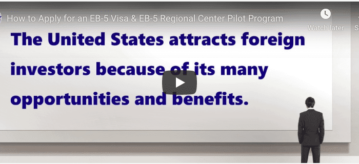 How to Apply for an EB-5 Visa & EB-5 Regional Center Pilot Program News News How to Apply for an EB 5 Visa EB 5 Regional Center Pilot Program 700x320