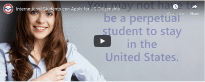International Students can Apply for US Citizenship  International Students can Apply for US Citizenship Internation Students can Apply for US Citizenship 400x160