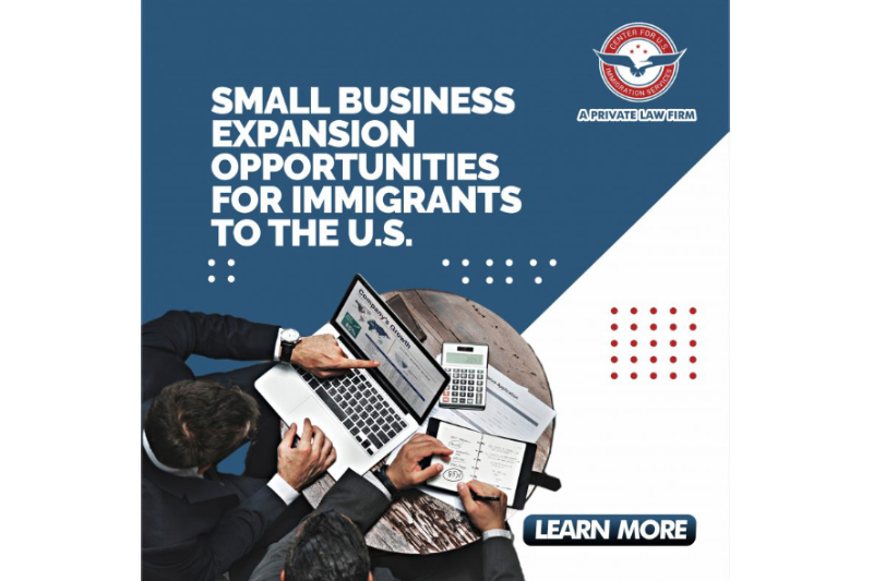 IMMIGRATION immigration attorney SMALL BUSINESS EXPANSION OPPORTUNITIES FOR IMMIGRATION TO THE U.S. Untitled 1