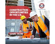 CONSTRUCTION OPPORTUNITIES IN THE U.S. Who We Are Who We Are Untitled 2 177x142