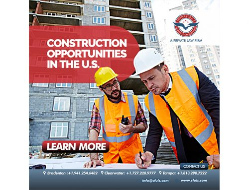 CONSTRUCTION OPPORTUNITIES IN THE U.S.