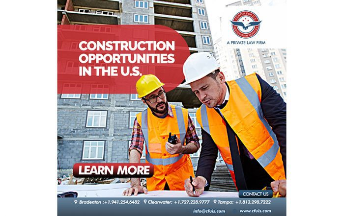 CONSTRUCTION OPPORTUNITIES IN THE U.S. News News Untitled 2 700x441